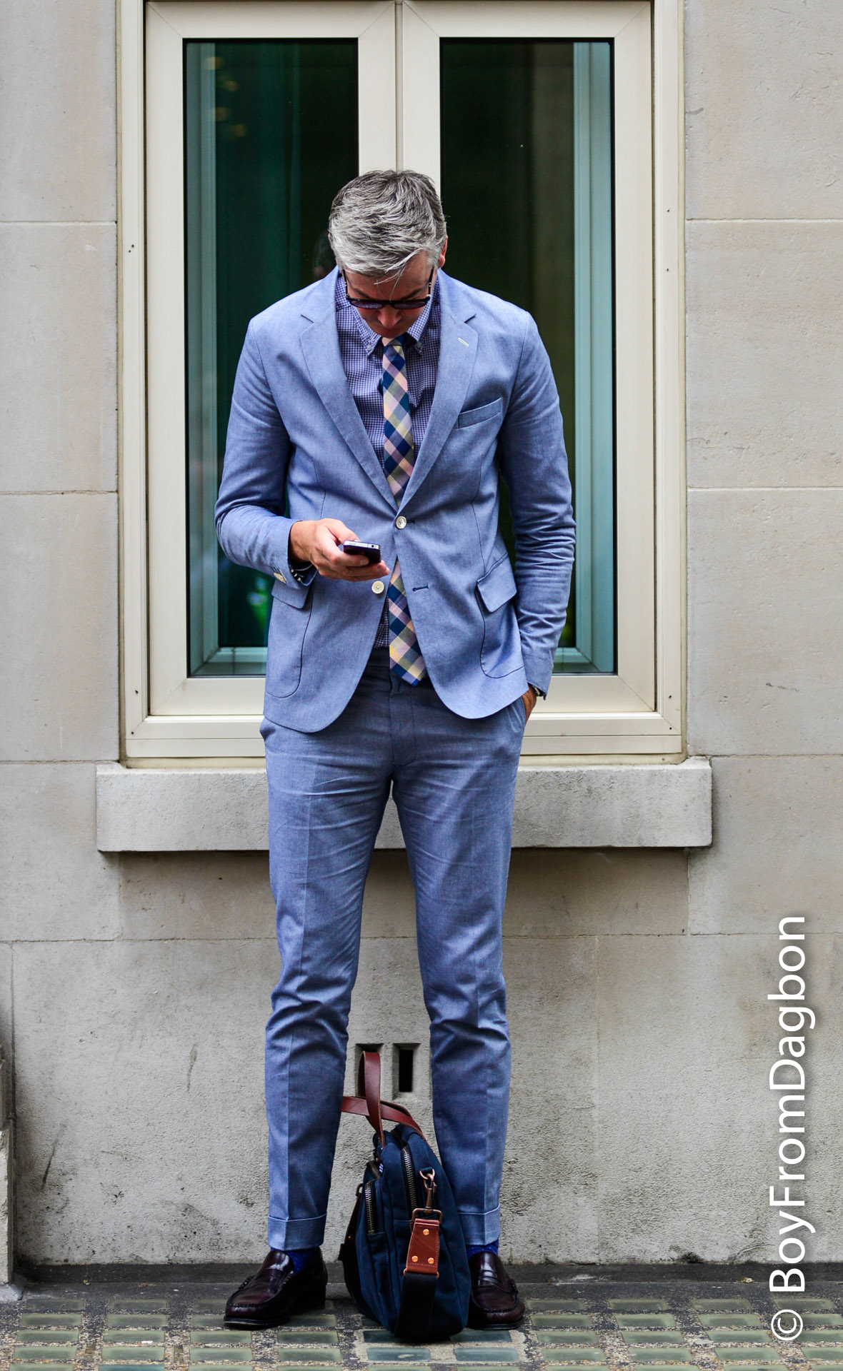 Street Men's Fashion