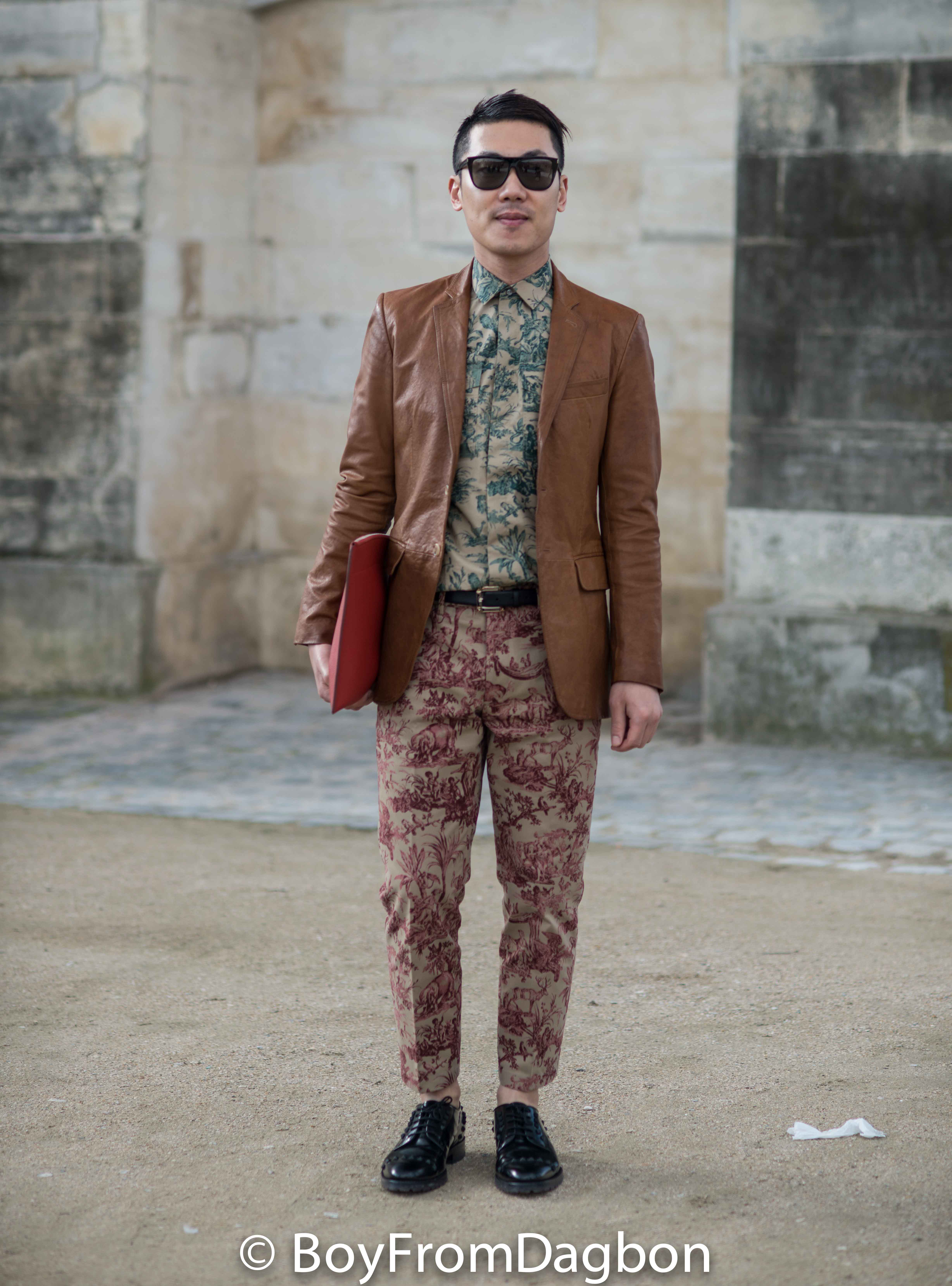 menswear patterns