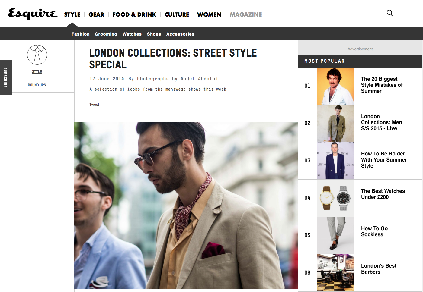 London Collections: Street Style Special