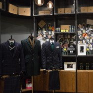 DUCHAMP & RUFFIANS PRESS EVENT AW14