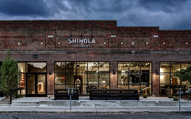 Shinola of Detroit