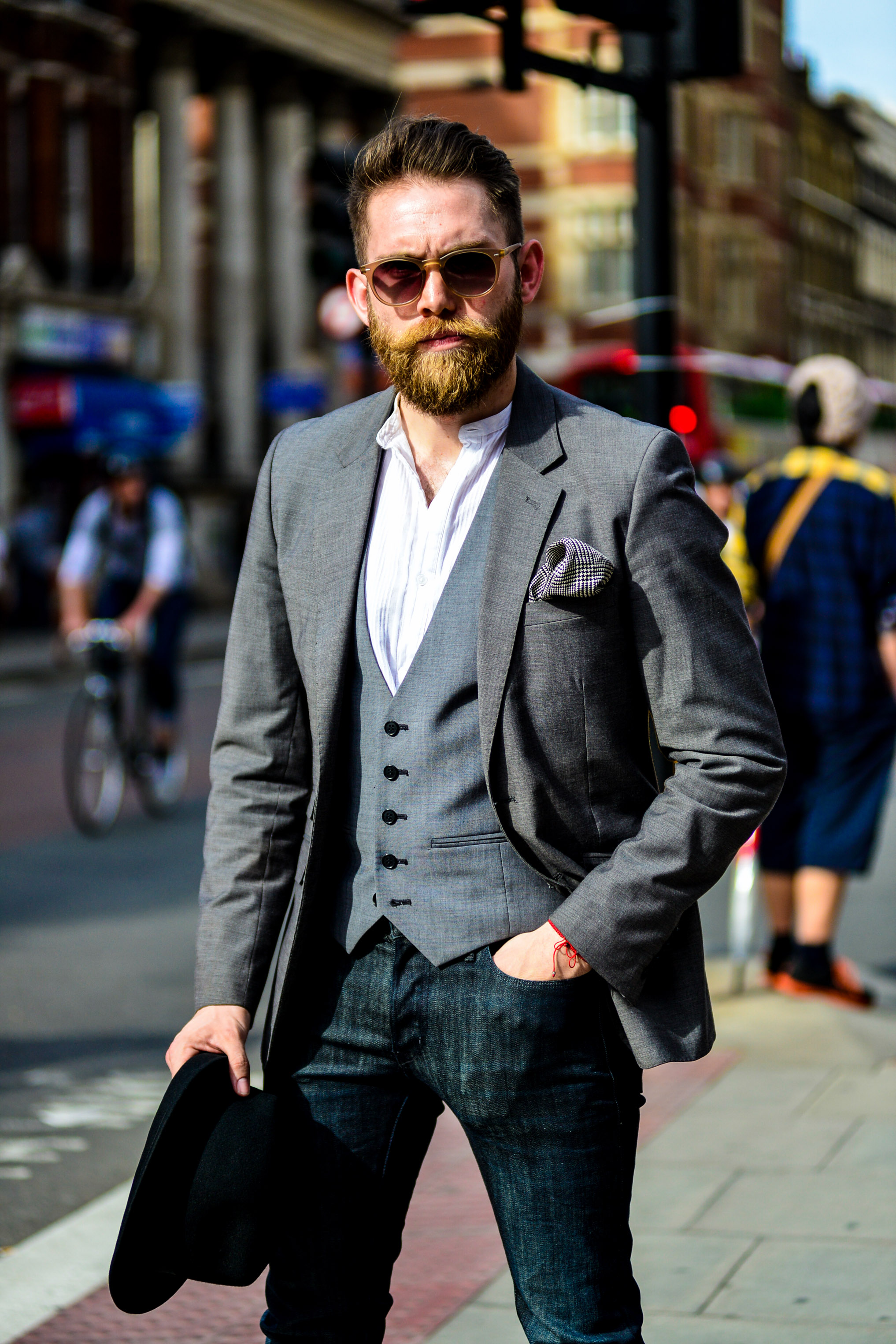 How to be a classy guy