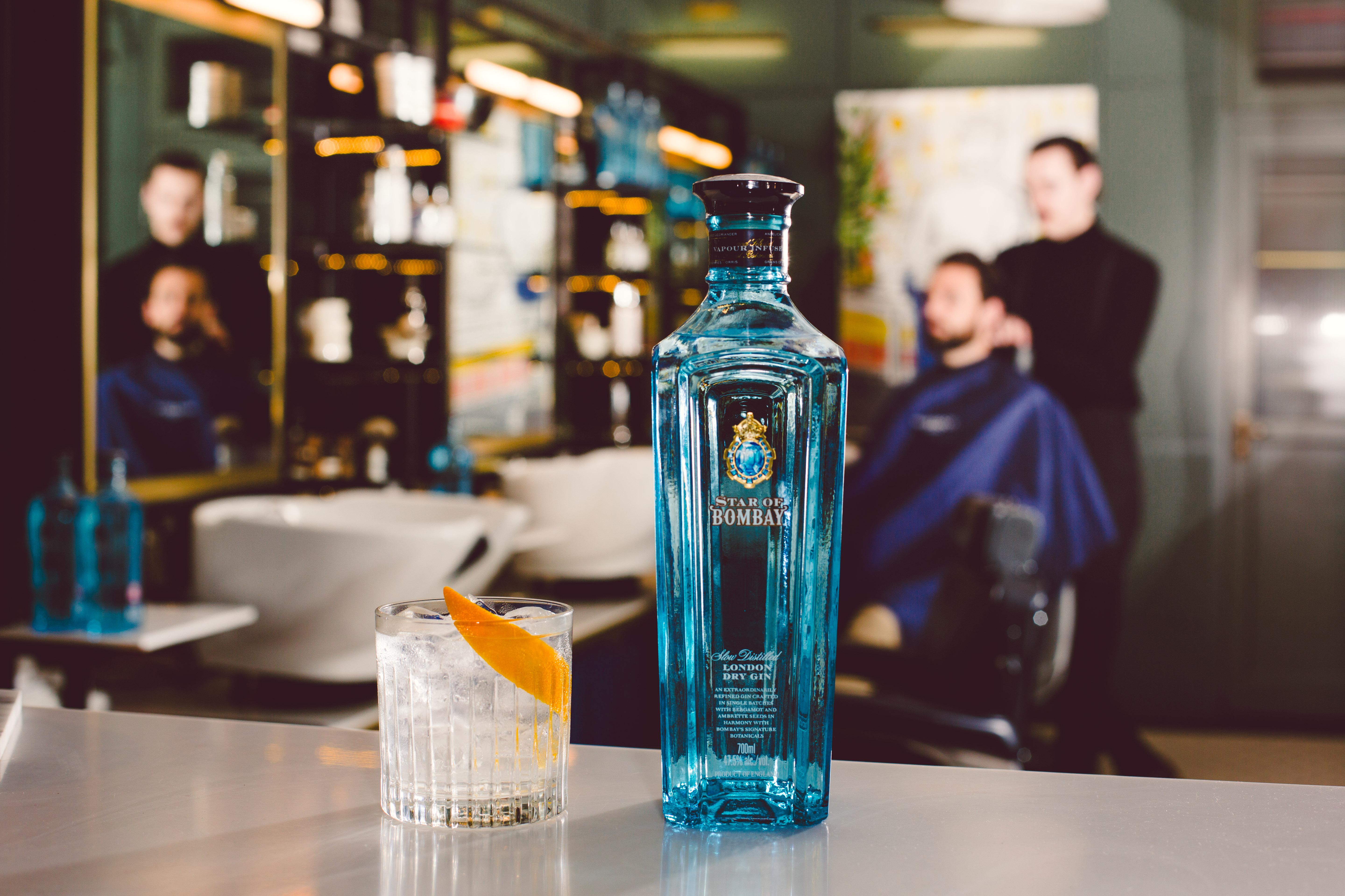 Bombay Sapphire The Art of Contemplation with Murdock London