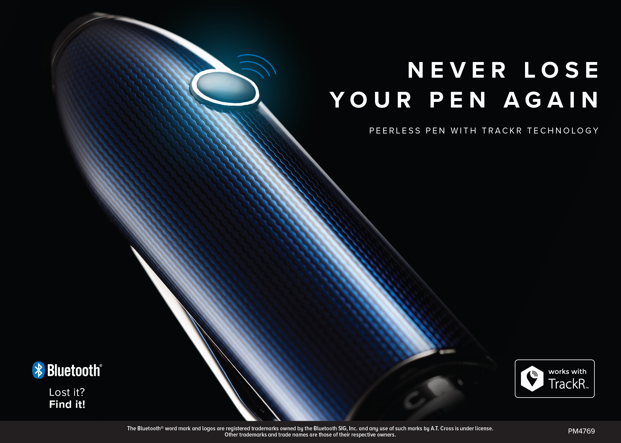 The World's First Trackable Pen